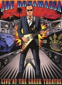 Cover Joe Bonamassa - Live At The Greek Theatre [DVD]